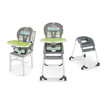 66a199919962 Amazon.com   Ingenuity Trio Elite 3-in-1 High Chair - Vesper - High Chair