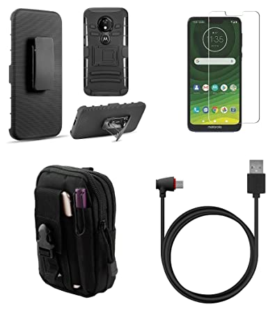 Amazon.com: Bemz - Funda rígida para Motorola Moto G7 Power ...