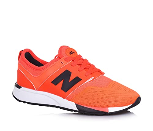 new balance arancio