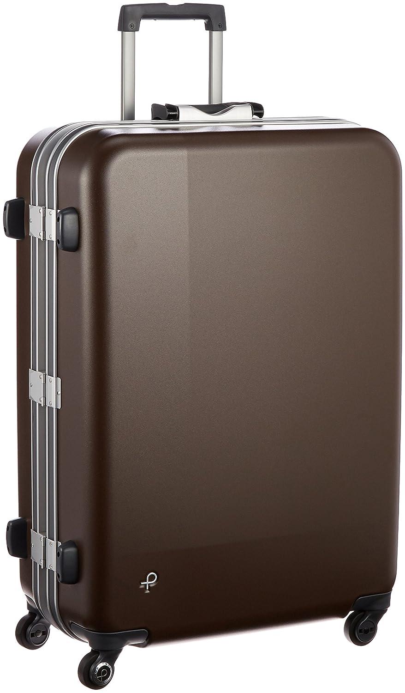 [プロテカ] Proteca 日本製スーツケース エキノックスライトU 80L 4.6kg 無料預入受託サイズ 00624 B01KJLWS5Oマルーンブラウン