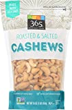 365 Everyday Value, Cashews, Roasted & Salted, 16 oz