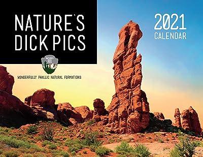 Nature's D'ck Pics 2021 Wall Calendar