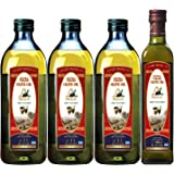 AGRIC 阿格利司 特级初榨橄榄油1L*3+赠500ml(希腊进口)
