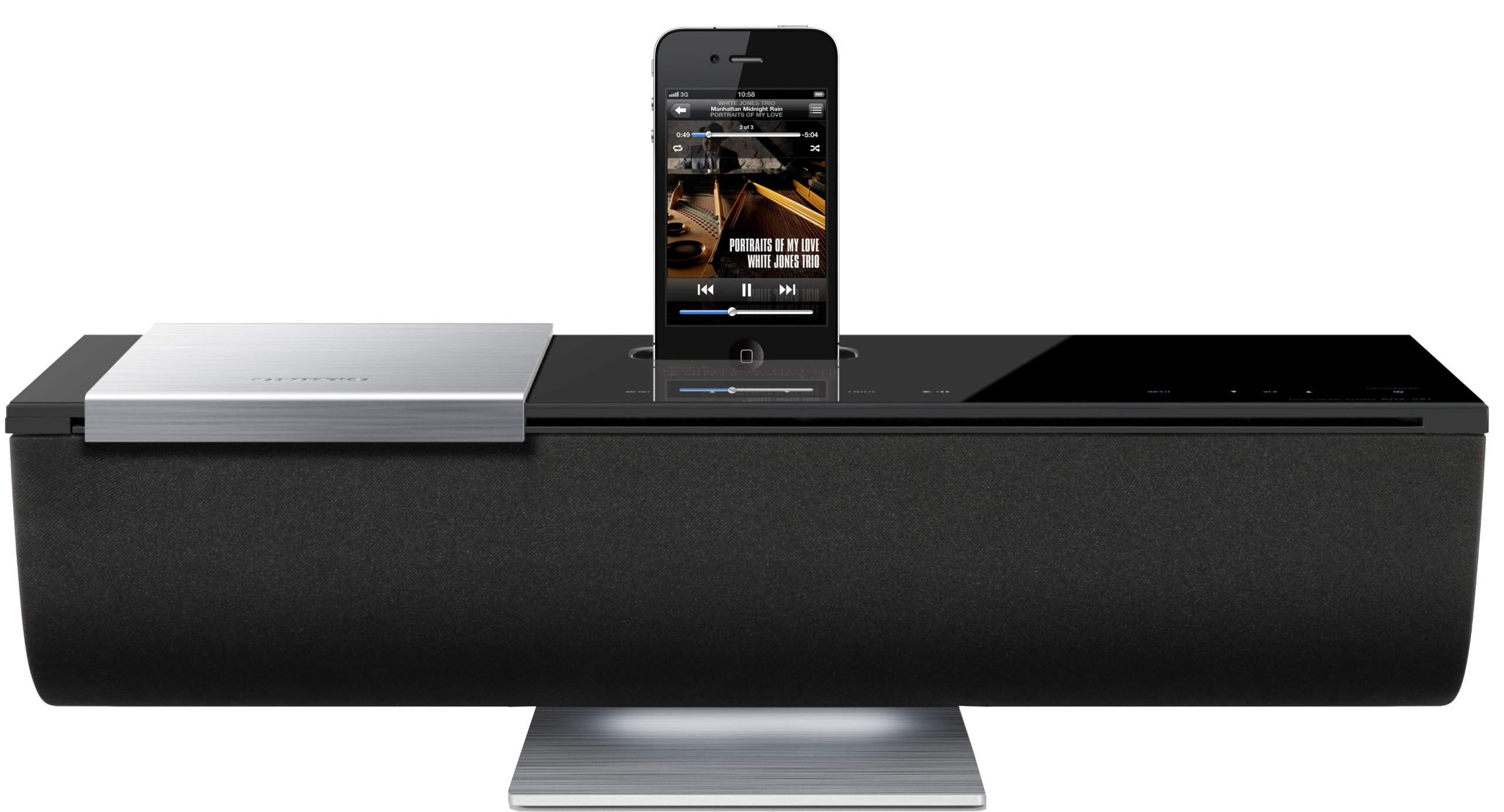 Onkyo ABX-100 iOnly Play iPod/iPhone Music System