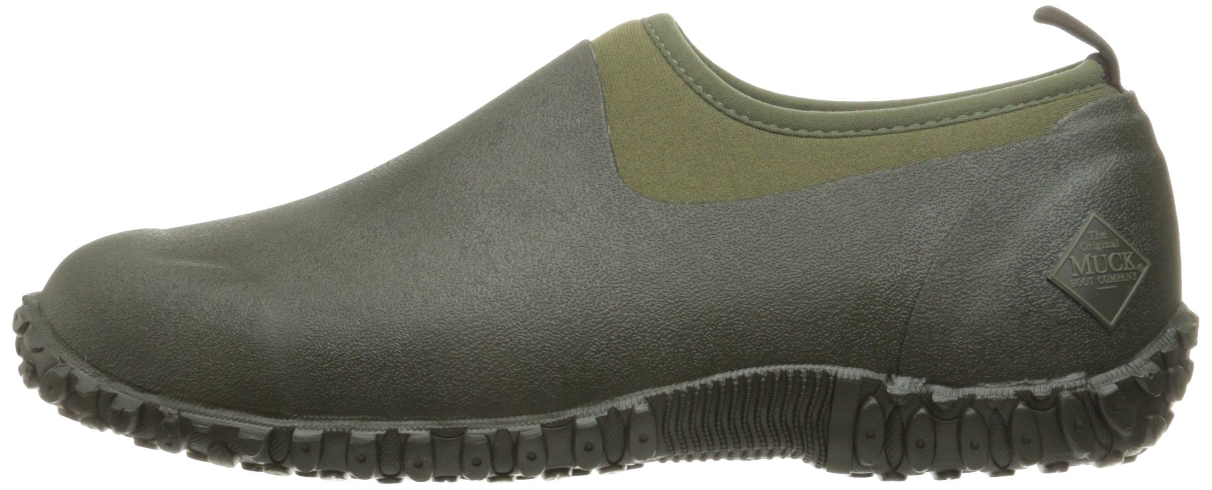 Muckster ll Men's Rubber Garden Shoes,Moss/Green,7 US/7-7.5 M US by Muck Boot (Image #5)
