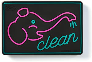 Fred FLIPSIDE Dishwasher Sign, Neon