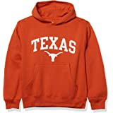289c Apparel NCAA Herren University of Texas Authentic Apparel Texas Youth Krug Pullover Hoodie