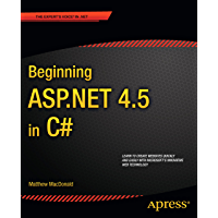 Beginning ASP.NET 4.5 in C# (Experts Voice in .Net) (English Edition)