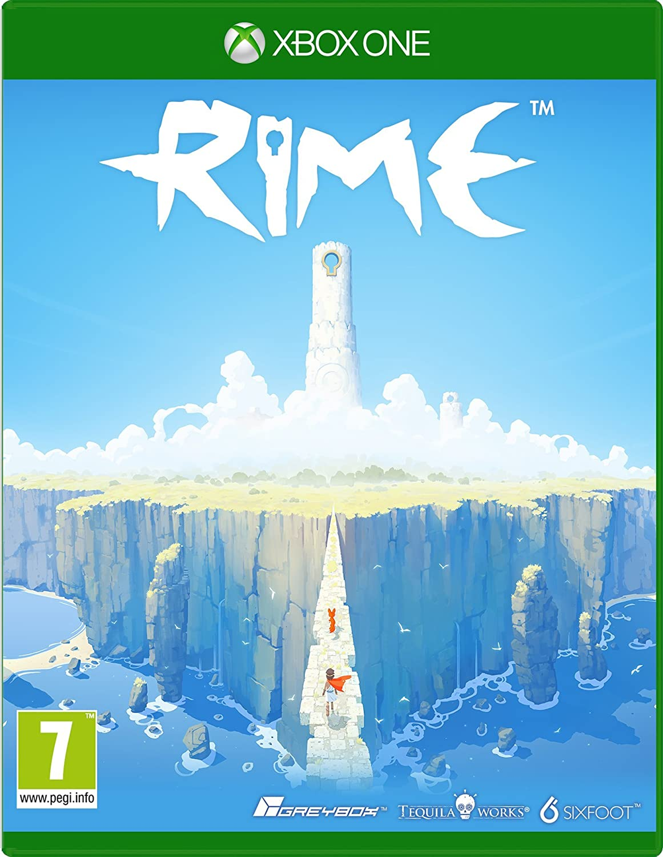 Rime - Xbox One | Tequila Works. Programmeur