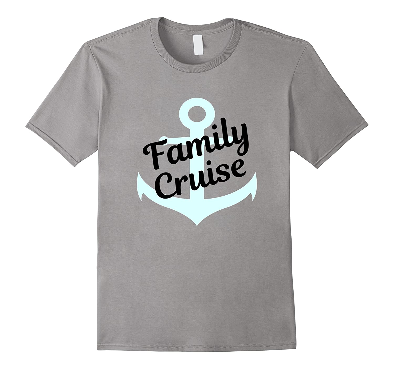 5b9972a42fa068 Matching Family Cruise Shirts Aqua Anchor Ships Ahoy-RT – Rateeshirt