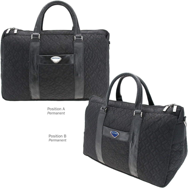 One Size AdSpec NCAA Kentucky Wildcats Collegiate Womens Duffel BagCollegiate Womens Duffel Bag Black