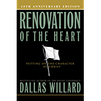 Renovation of the Heart: Putting On the Character of Christ (English Edition)