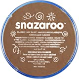 Snazaroo Face and Body Paint, 18 ml - Beige Brown (Individual Colour)