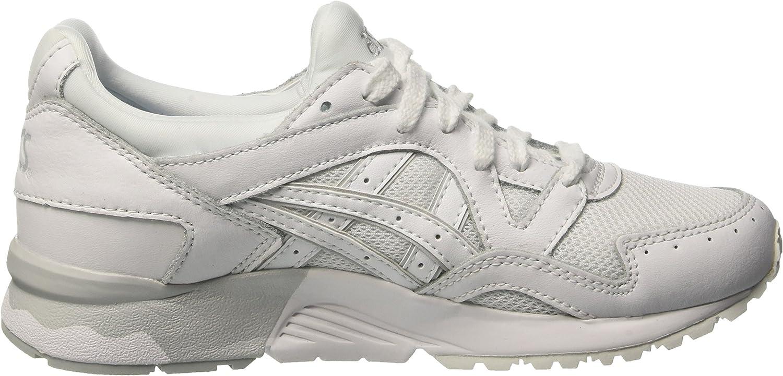 Asics Herren Gel-Lyte V Sneaker Elfenbein (Bianco)