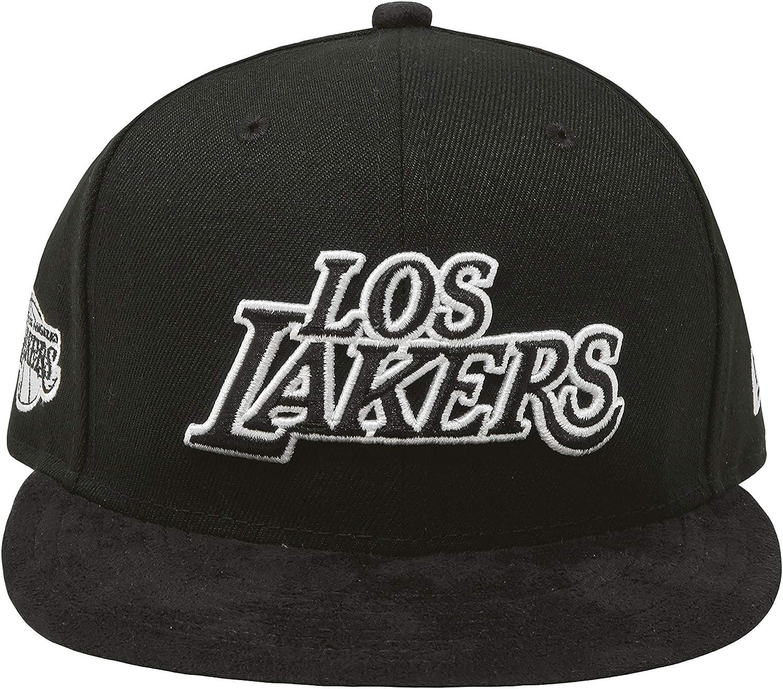 store new arrivals classic shoes Amazon.com: New Era 59Fifty Hat Los Angeles Lakers NBA Black ...