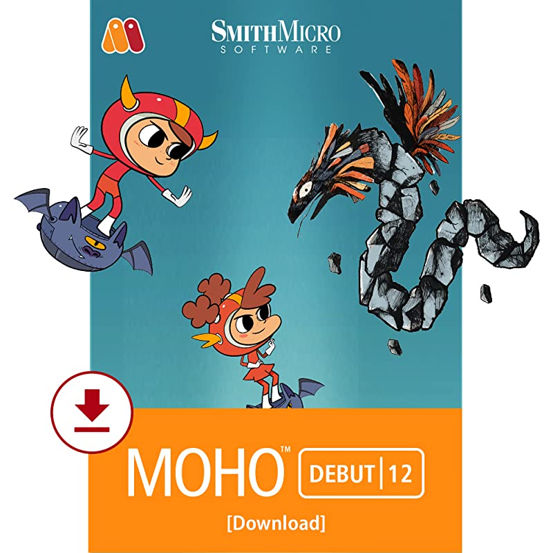 moho-debut-12-download