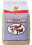 Bob's Red Mill Gluten Free Quick Cooking Oats, 32 Ounce