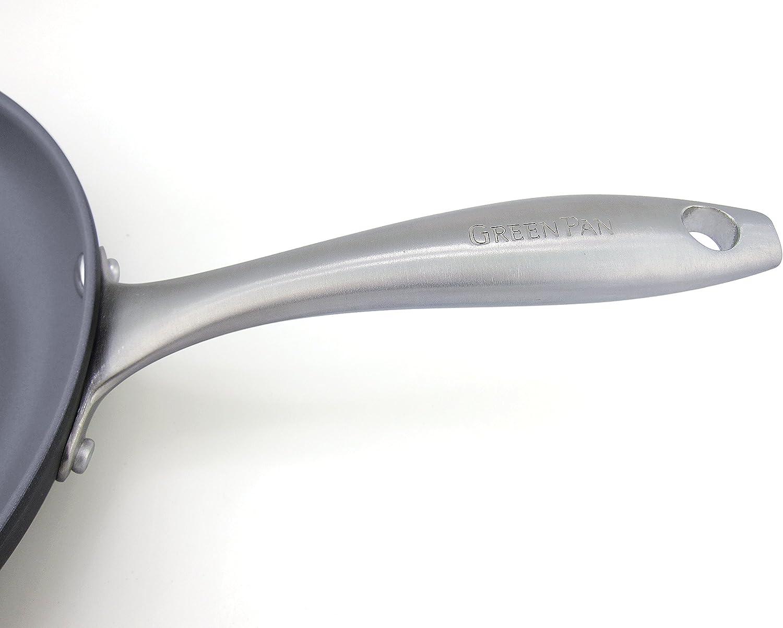 Grau antihaftbeschichtet Keramik GreenPan Lima CW0004154 Topfset