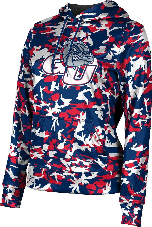 ProSphere Gonzaga University Girls Pullover Hoodie Camo School Spirit Sweatshirt