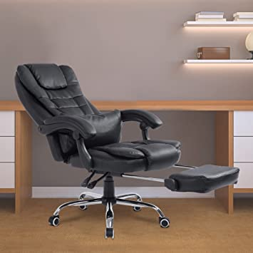 Wonderful Acepro Reclining Chair Executive Racing Style Gaming Office Computer  Versatile Desk Chair High Back With Footrest