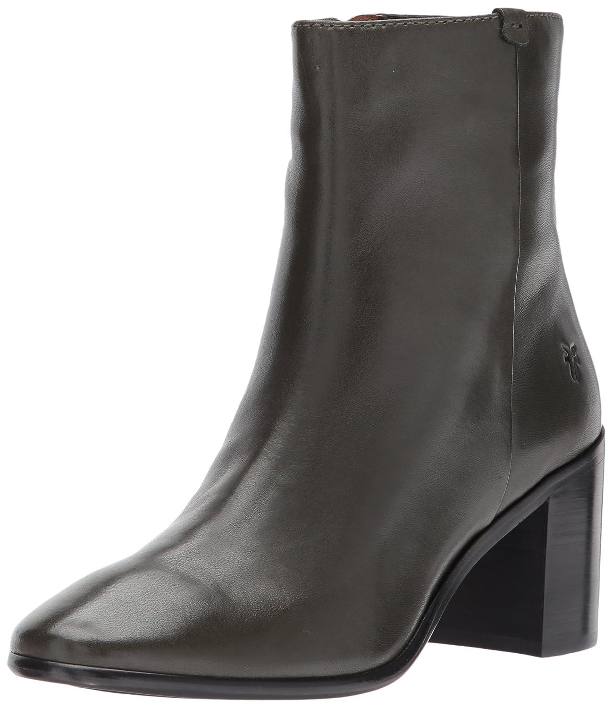 FRYE Women's Julia Bootie Boot B01N0T9R35 7.5 B(M) US|Forest Soft Nappa Lamb