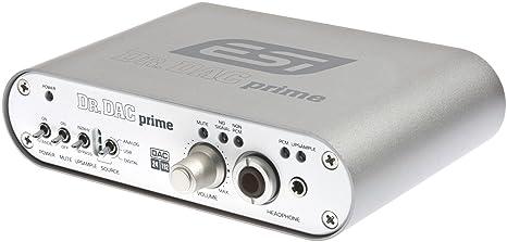 ESI Dr. DAC Prime Audio Interface Treiber Windows 7