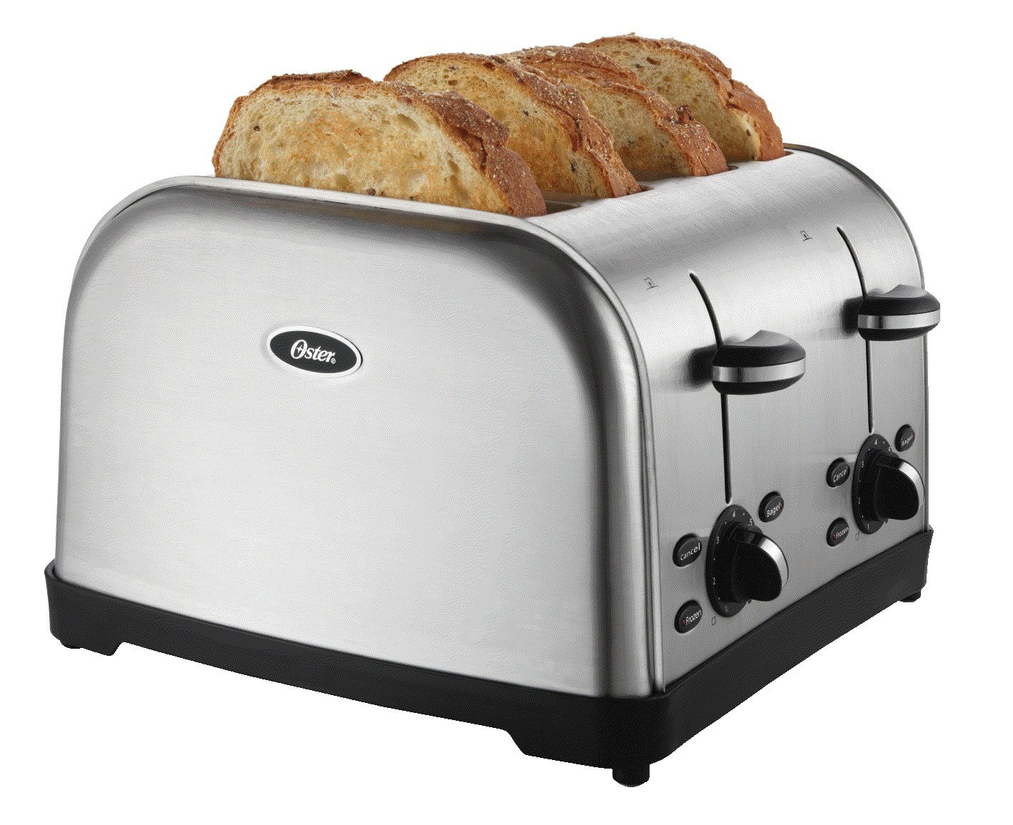 Amazon.com: Oster TSSTTRWF4S 4-Slice Toaster: Kitchen & Dining | {Toaster 44}