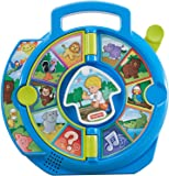 Fisher-Price Little People World of Animals See 'n Say,Multicolor