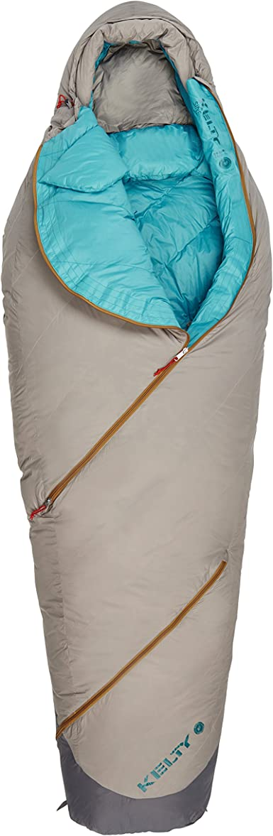 Kelty Women's Sine 20 Degree Sleeping Bag, Tan: Amazon.co.uk