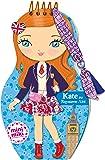 Minimiki - carnet créatif - Kate au Royaume-Uni