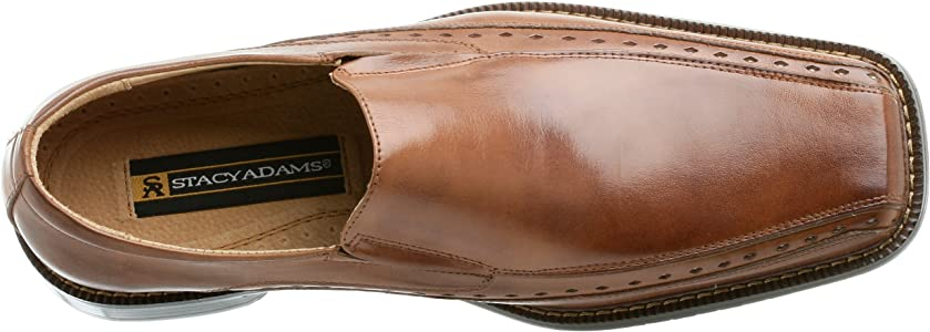 STACY ADAMS mens Danton loafers shoes