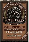 Kodiak Cakes Power Cakes, Dark Chocolate Flapjack and Waffle Mix, 18 Ounce