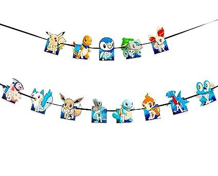 Team Pokemon Banners Nursery Banners