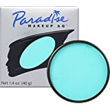 Mehron Makeup Paradise Makeup AQ Face & Body Paint - Teal, Pastel Series - 40gm