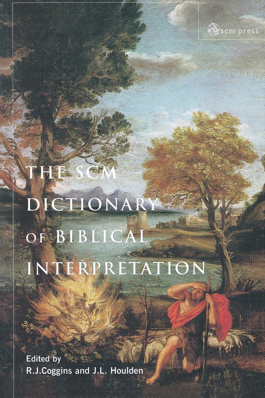 SCM Dictionary of Biblical Interpretation PDF