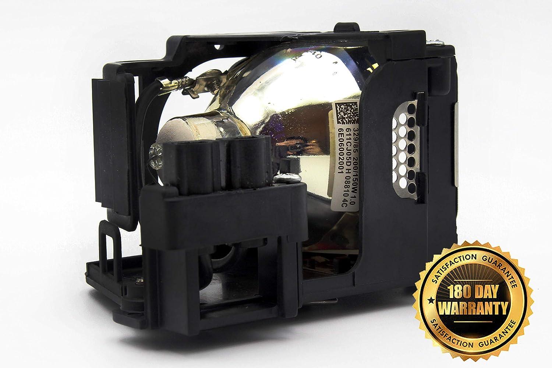 Watoman POA-LMP90//POA-LMP106 Original Replacement Projector Lamp with Housing for Sanyo PLC-SU70 PLC-XE40 PLC-XU2530C PLC-XU73 PLC-XU74 PLC-XU76 PLC-XU83 PLC-XU84 PLC-XU86 PLC-XU86