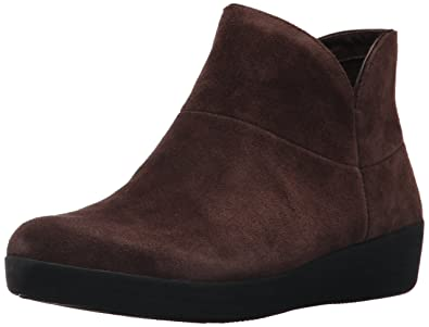c2528e1117cc6b FitFlop Women s Supermod II Suede Ankle Boots