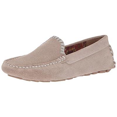 Jack Rogers Women's Taylor Suede Slip-On Loafer | Shoes