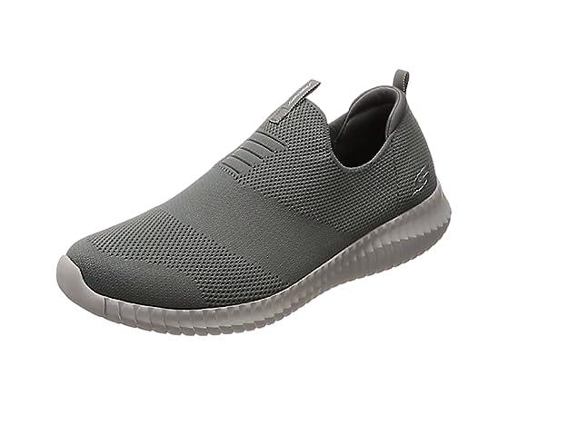 Skechers Elite Flex-Wasik, Zapatillas sin Cordones para Hombre