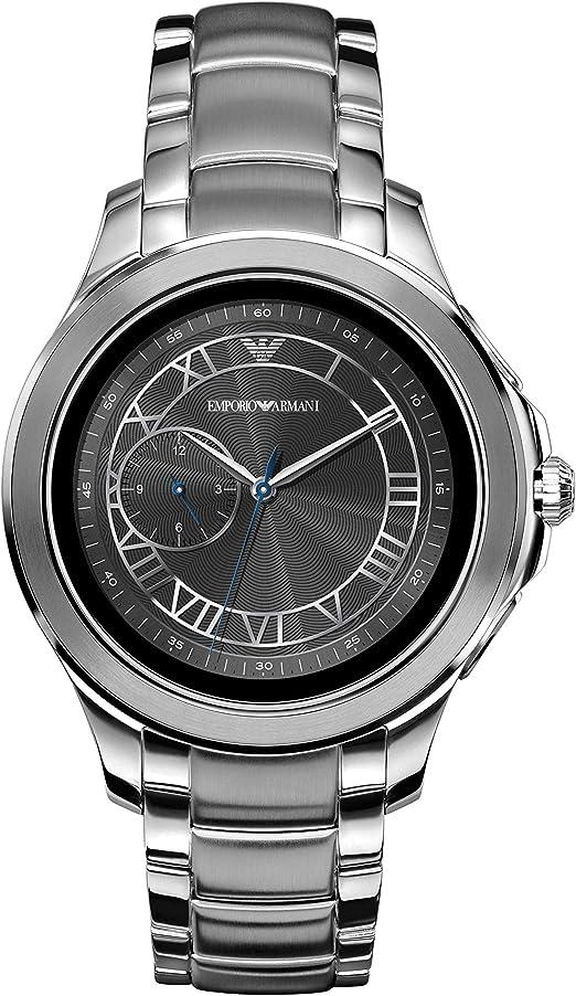 emporio armani touchscreen smartwatch