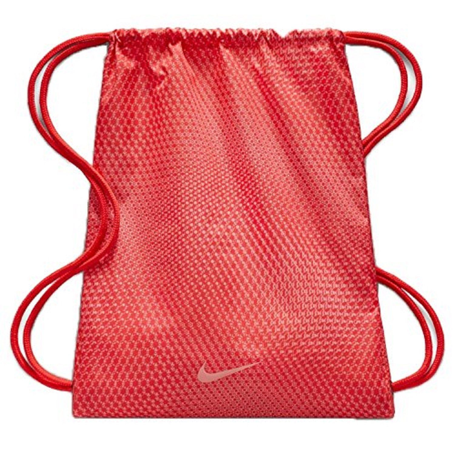 NIKE YA Graphic Gymsack (One Size, Red/Blue)