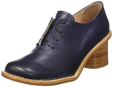 Debina 561, Cheville Chaussures Lacées Femme, Bleu (Midnight), 39 EUNeosens