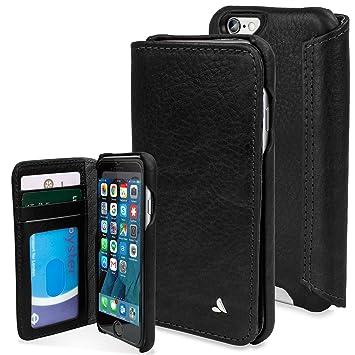 Vaja Wallet Agenda Black iPhone 6 Funda para teléfono móvil ...