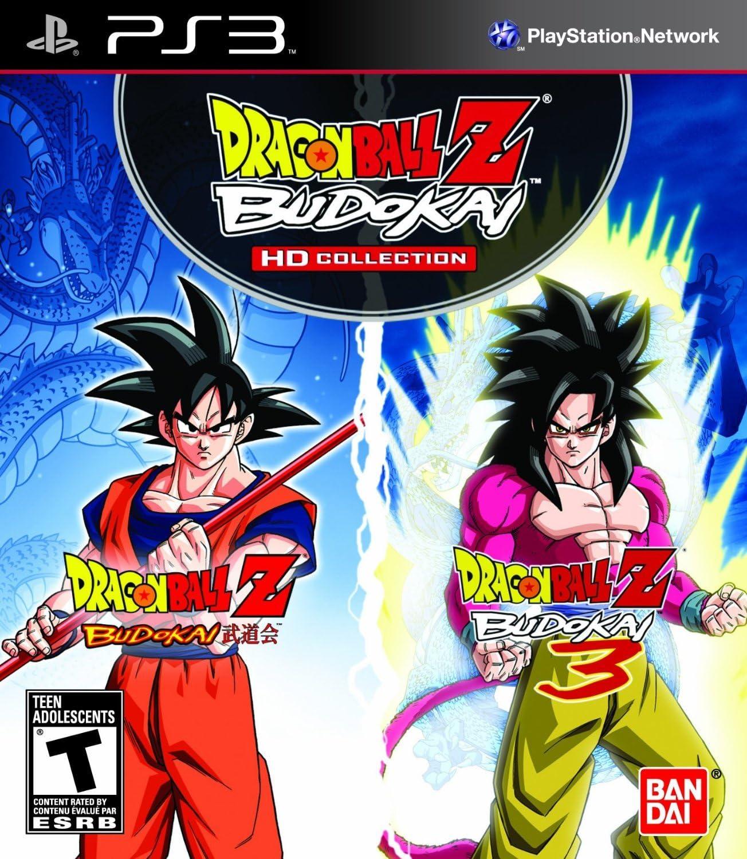 Namco Bandai Games Dragon Ball Z Budokai HD Collection - Juego: Amazon.es: Videojuegos