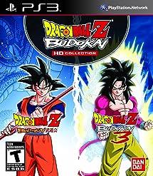 Dragon Ball Z: Budokai HD Collection: Playstation 3: Namco