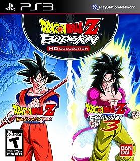 dragon ball z budokai hd collection playstation 3