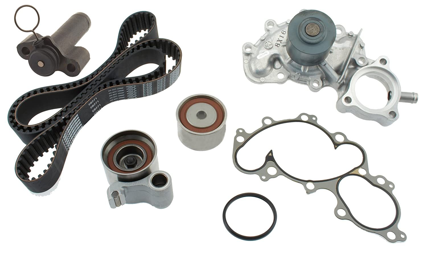 Belts Hoses Pulleys Automotive Special Drive Timing Belt Kit 05 Mazda 6 Aisin Tkt 025 Engine With Water Pump
