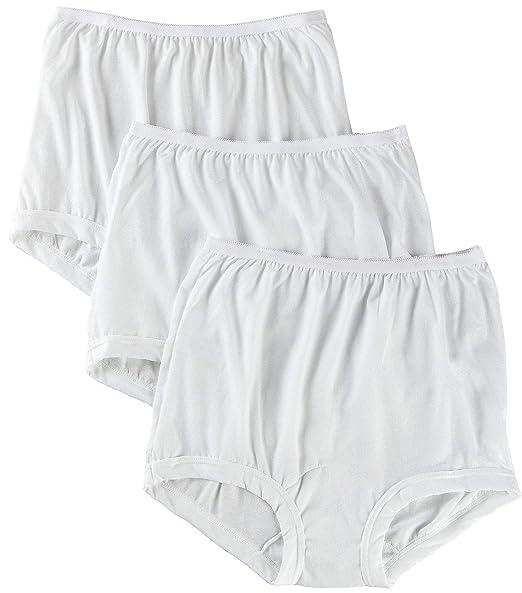 903c78617ef Carole 3-pk. Band Leg Briefs 3627 at Amazon Women s Clothing store