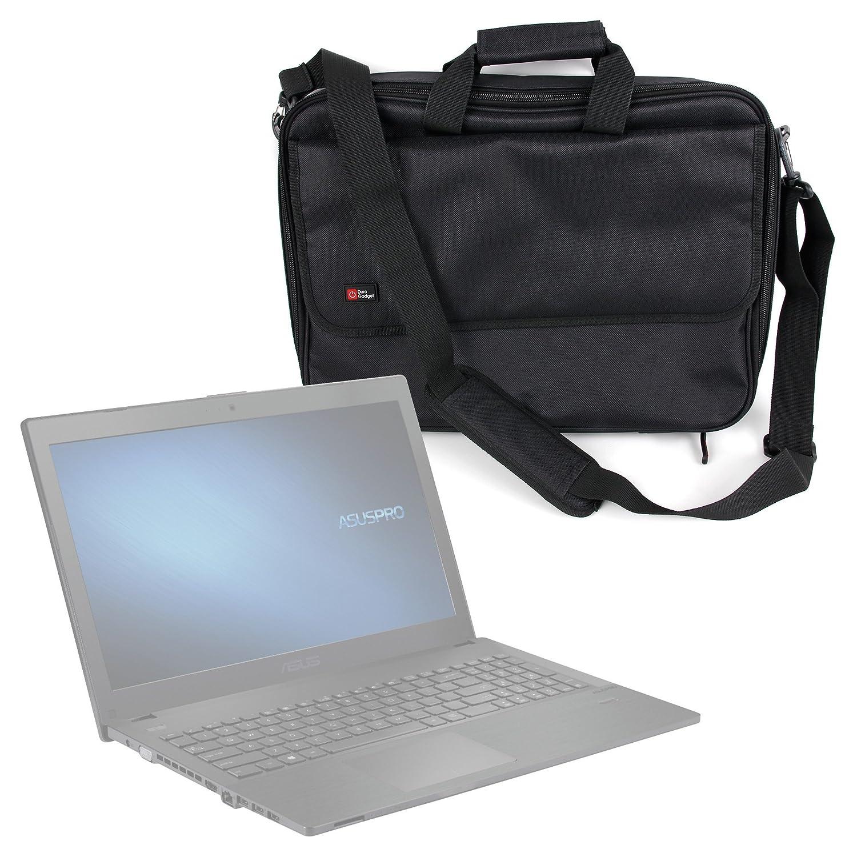 DURAGADGET Maletín Negro para Ordenador portátil ASUS P2520SA | P2520LA | HP 255 G4: Amazon.es: Electrónica