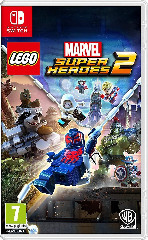 Lego Marvel Super Heroes 2 NSW: Amazon.es: Videojuegos